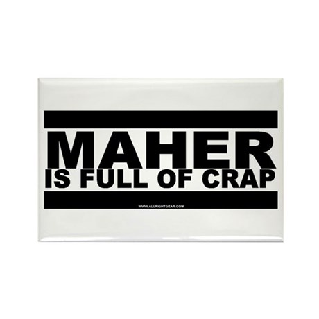 Maher Rectangle Magnet