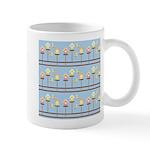 Birds with Bird Houses Mug