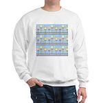 Birds with Bird Houses Sweatshirt