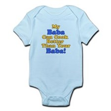 My Baba Cook Better Infant Bodysuit