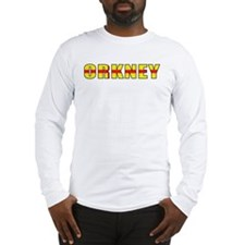 Orkney Islands Long Sleeve T-Shirt