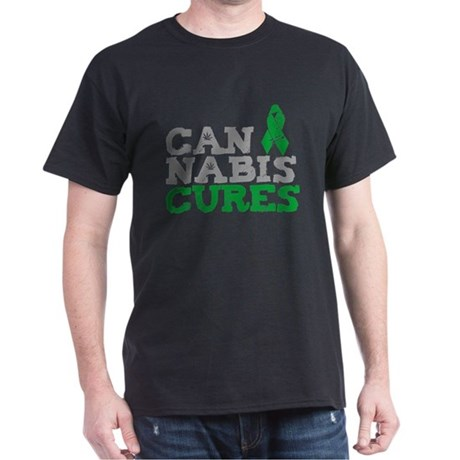 Cannabis Cures T-Shirt