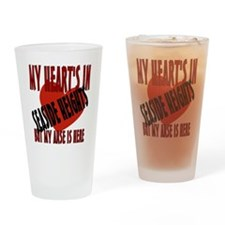 Seaside Heights Drinking Glass