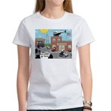 POLICE DEPARTMENT SCENE Tee