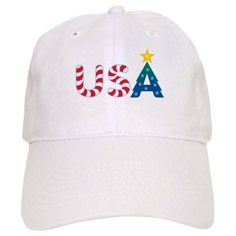 USA Christmas: Cap