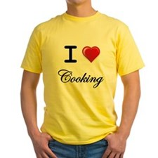 I LOVE COOKING T