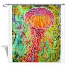 Cute Conner Shower Curtain