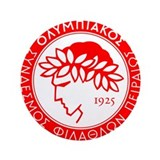 Olympiakos 3.5&quot; Button