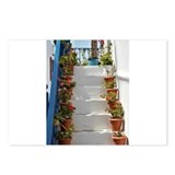 Greek Islands Postcards (Package of 8)