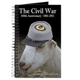 Ruby the Sassy Goat Civil War Journal
