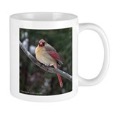Best Female Cardinal Small Mug