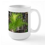 Wild Fern Large Mug