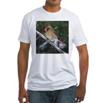 Georgia Birds Fitted T-Shirt