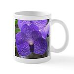 Blue Orchid Mug