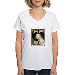 Sassy Goat Milk Soap Women's V-Neck T-Shirt