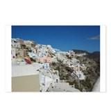 Oia Santorini Postcards (Package of 8)