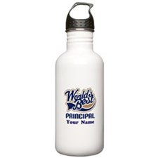Personalized Principal Gift Water Bottle