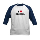 I HEART BRIANA Tee