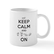 Sign On Small Mug