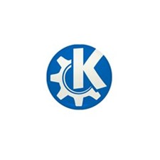 KDE Mini Button (10 pack)