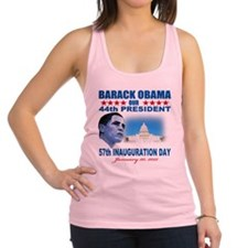57th Presidential Inauguration Racerback Tank Top