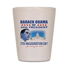 57th Presidential Inauguration Shot Glass