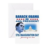 57th Presidential Inauguration Greeting Cards (Pk