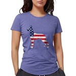 courageathome.png Womens Burnout Tee
