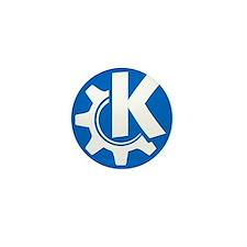 KDE Mini Button