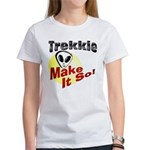 Trekkie Women's T-Shirt