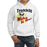 Trekkie Hooded Sweatshirt
