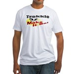 Trekkie Fitted T-Shirt