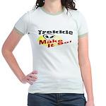 Trekkie Jr. Ringer T-Shirt