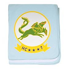 hc-7 baby blanket