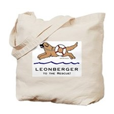 Leo Water Rescue Tote Bag