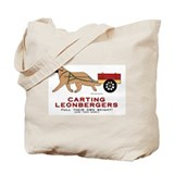 Carting Leo Tote Bag