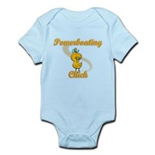 Powerboating Chick #2 Infant Bodysuit