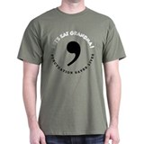 Commas saves lives T-Shirt