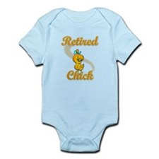 Retired Chick #2 Infant Bodysuit