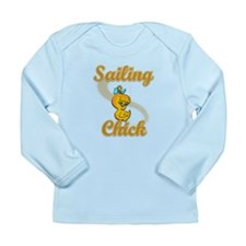 Sailing Chick #2 Long Sleeve Infant T-Shirt