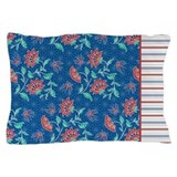 Aiyana Floral Batik Stripes Pillow Case