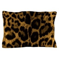 Jaguar Print Pillow Case