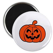 Pumpkin face halloween Magnet