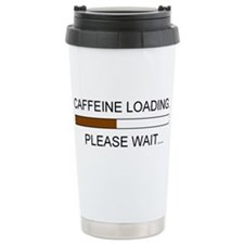 Caffeine Loading Ceramic Travel Mug
