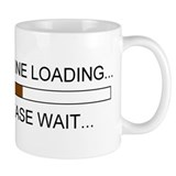 Caffeine Loading Coffee Mug