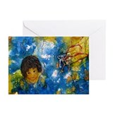 LONGING FULFILLED XMAS Greeting Cards (Pk of 10)