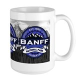 Banff Natl Park Midnight Mug