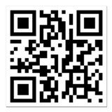 Jolokia Designs QR Car Magnet