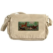 Let's Go For a Ride Messenger Bag