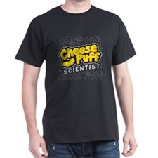 Cheese Puff Scientist T-Shirt